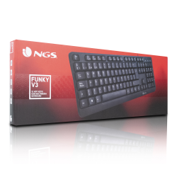 CLAVIER NGS FUNKY V3