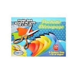 PAPIER MILLIMETRE PAQUET DE 50