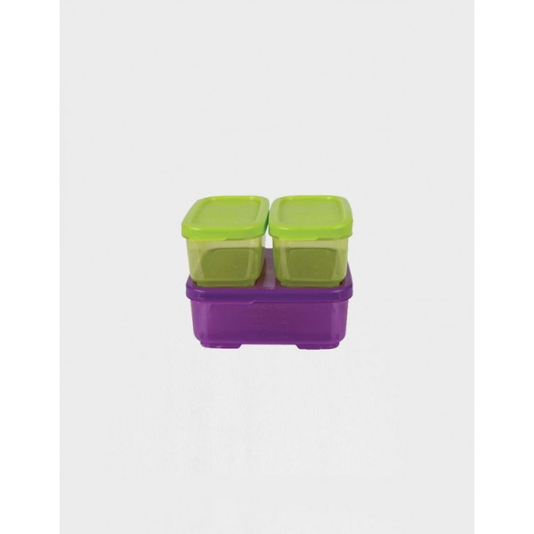 LUNCH BOX 02 GREEN