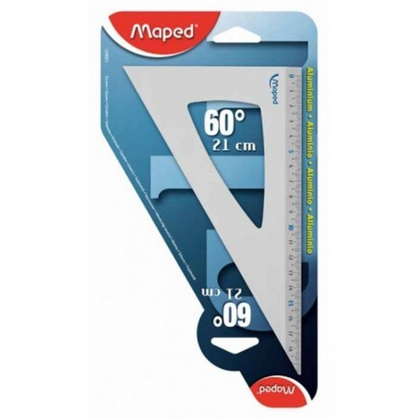 EQUERRE MAPED 20/60 METAL