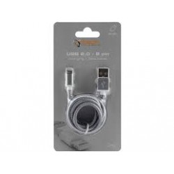 CABLE IPHONE USB SBOX 1.5M