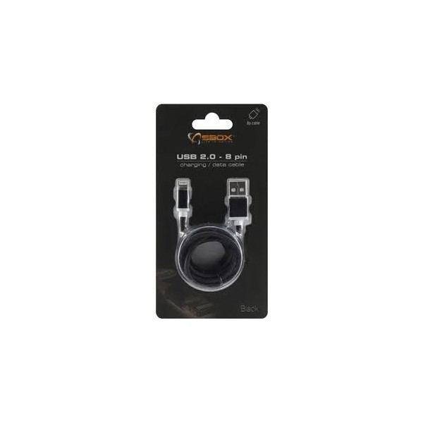 CABLE USB IPH7-B